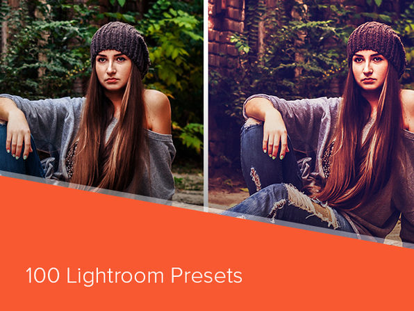Adobe Lightroom Presets Bundle - Product Image