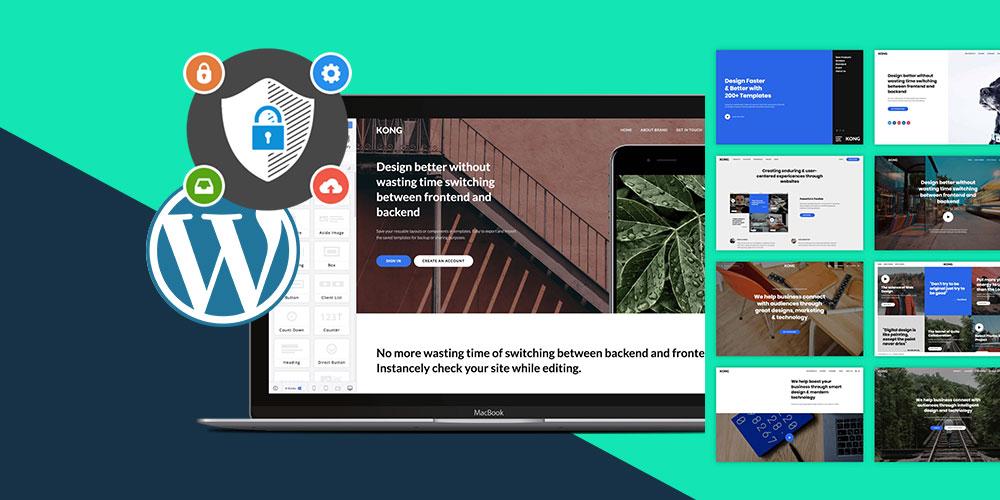 WordPress Build + Host Bundle: Lifetime Subscription