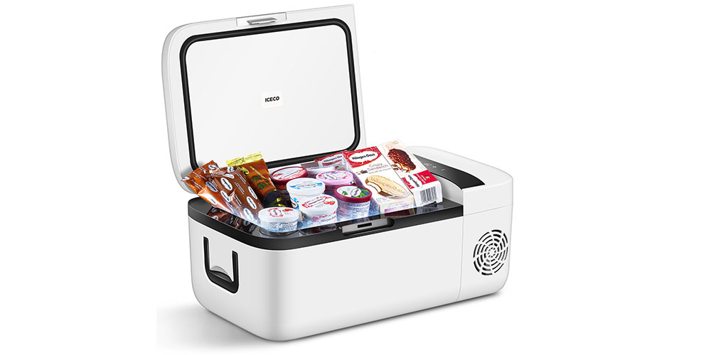 ICECO Go12: 12.8L Mini Portable Freezer