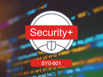 CompTIA Security+(SY0-601) Complete Course - Product Image