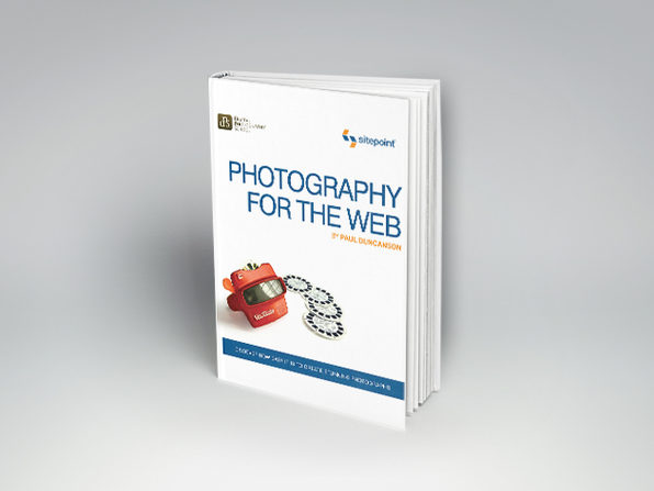 Photography for the Web - Product Image