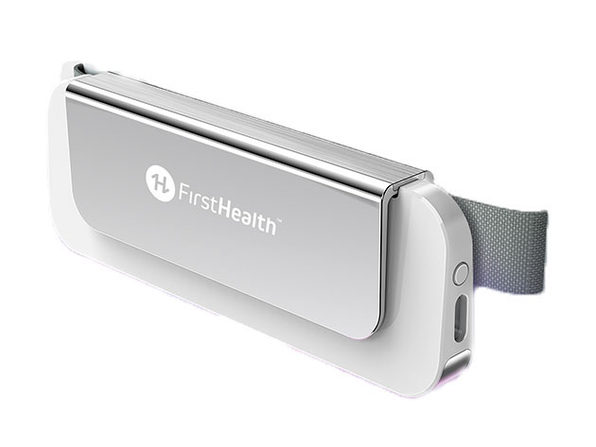 FirstHealth™ Clip-On UV Sanitizer with Built-In Battery