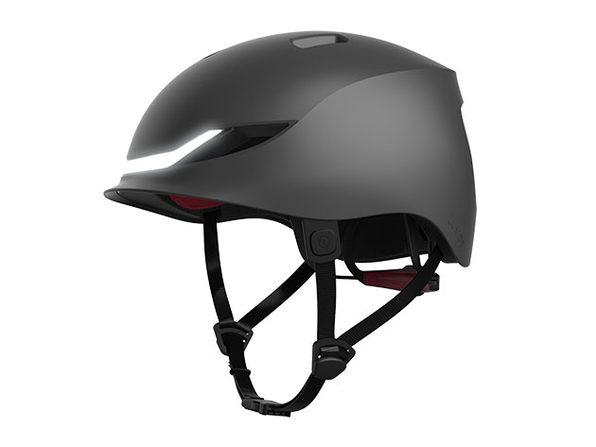 Lumos Smart LED Helmet (Matrix/Charcoal Black)