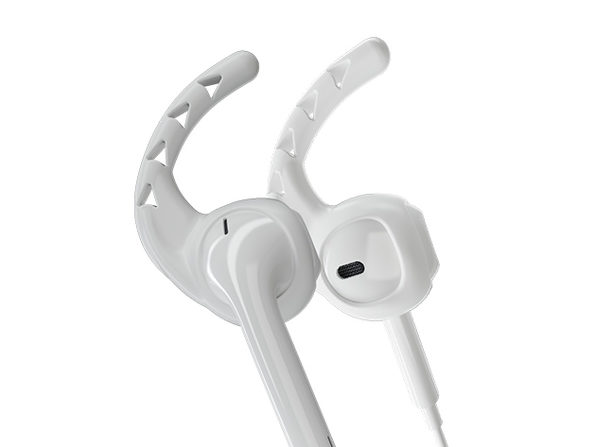 Earhoox 2.0 (AirPods Pro/White, 2-Pack)