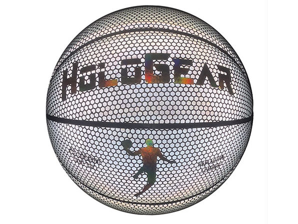 HoloGear Holographic Basketball (Silver/Men's)