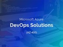 Microsoft Azure DevOps Solutions (AZ-400)  - Product Image
