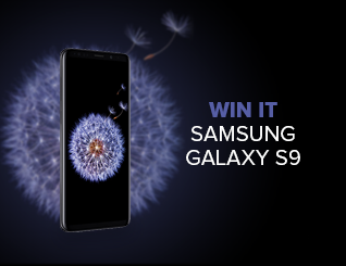 Giveaway samsungs9 ad unit