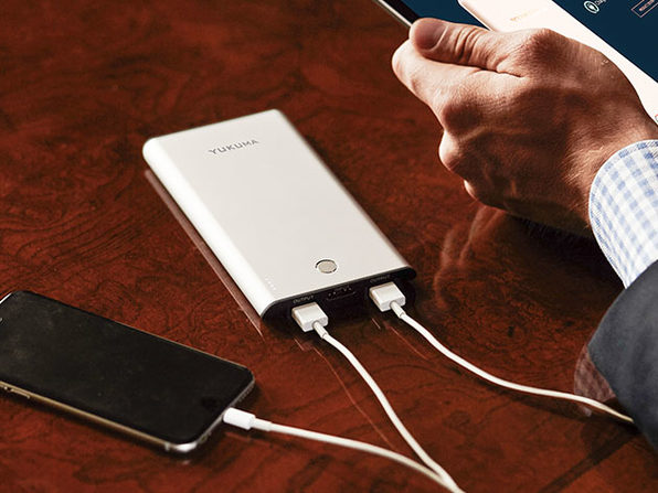 World's Fastest Recharging 10,000mAh Battery