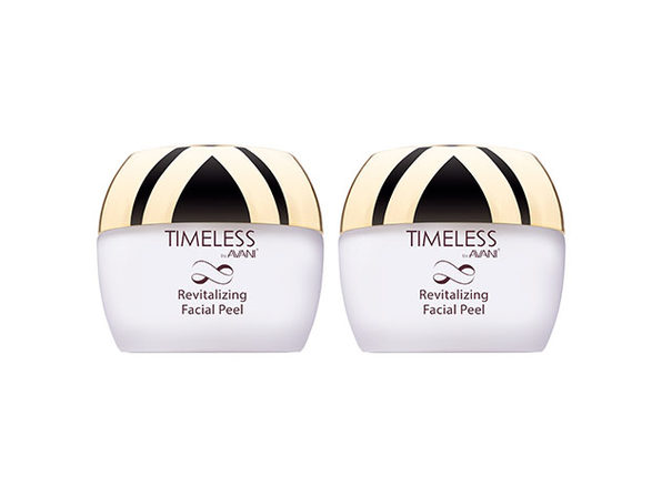 Timeless by AVANI® Revitalizing Facial Peel: 2-Pack