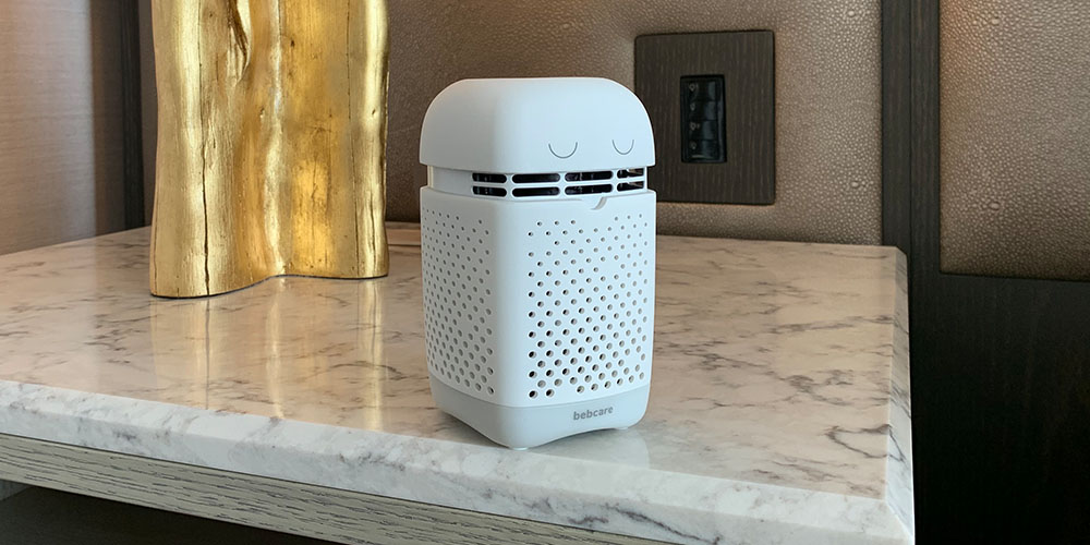 Bebcare Air Smart Purifier with H11 EPA Virus Filter, on sale for $178.95 (30% off)