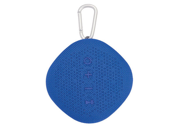 Coby® Waterproof True Wireless Portable Speaker (Blue)