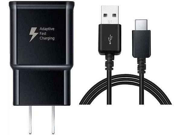 Cellvare Adaptive Fast Wall Charger with USB Type-C Cable (Black)