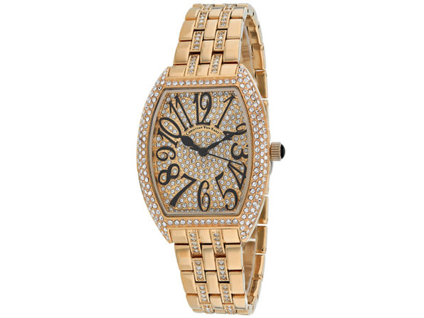 Christian Van Sant Women's Rose gold Dial Watch - CV0262 - Product Image