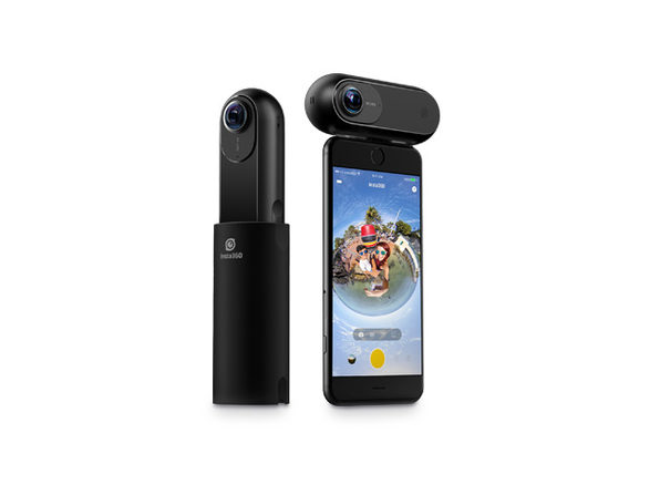 Insta360 ONE 4K Action Camera | StackSocial