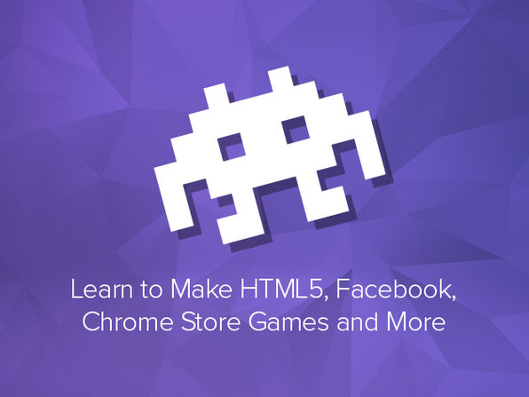Learn to Make HTML5, Facebook, Chrome Store Games & More - Product Image
