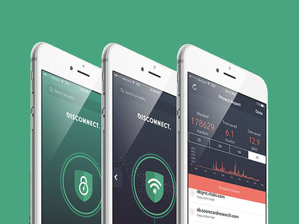 Disconnect VPN: Lifetime Premium Subscription (5 Devices) - Product Image