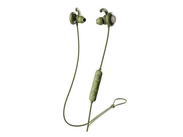 Skullcandy Method® Active Wireless Sport Earbuds (Olive)