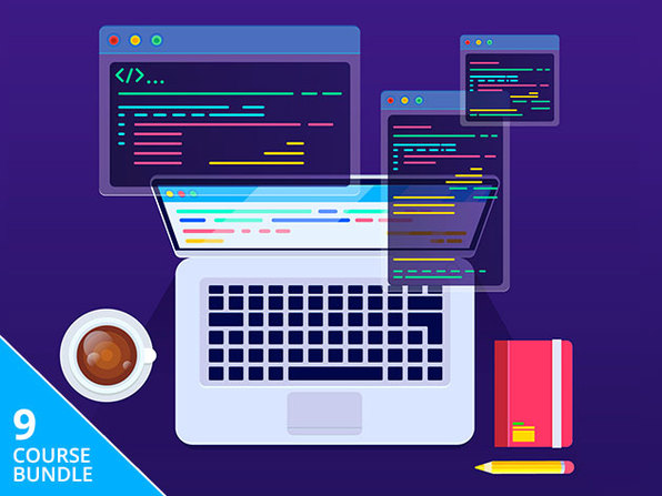 The Complete Learn to Code Master Class Bundle