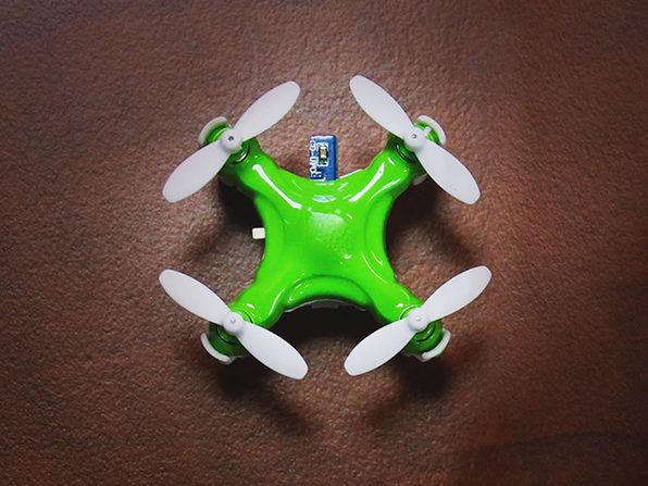 Aerius Drone - Green, Int'l - Product Image