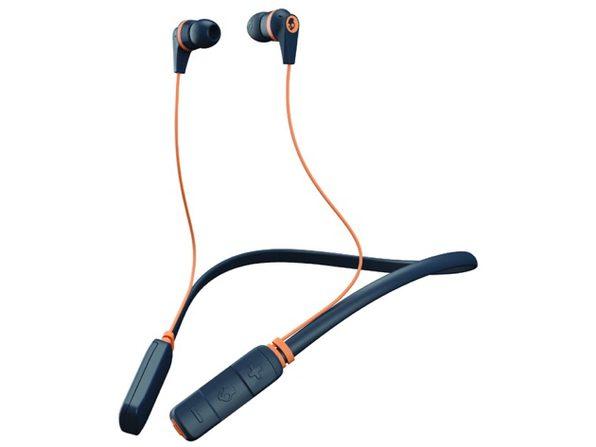 Skullcandy Ink'd® Wireless Earbuds (Blue/Sunset)