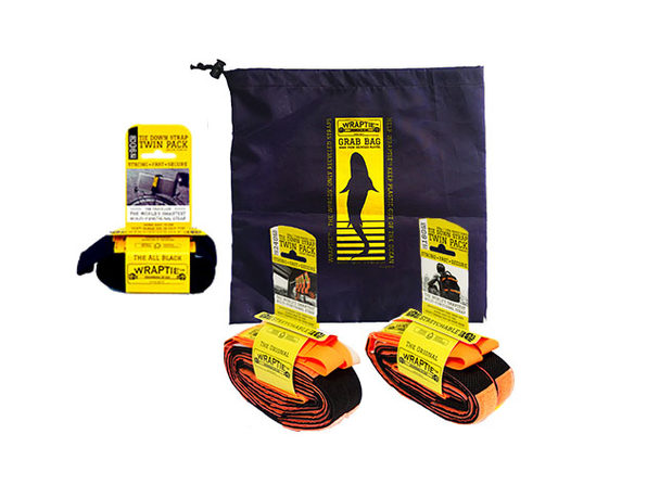 WRAPTIE™ Tie Down Straps Bundle (Heavyweight)