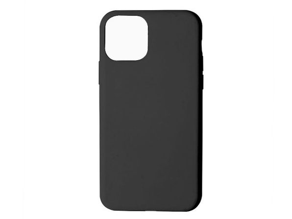 iPhone 12/12 Pro Protective Case Black - Product Image