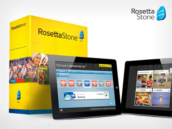 Rosetta Stone Exclusive: Coupon For Up To $270 Off Select