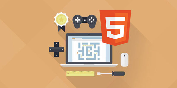 Create a HTML5 Game from Scratch - Product Image