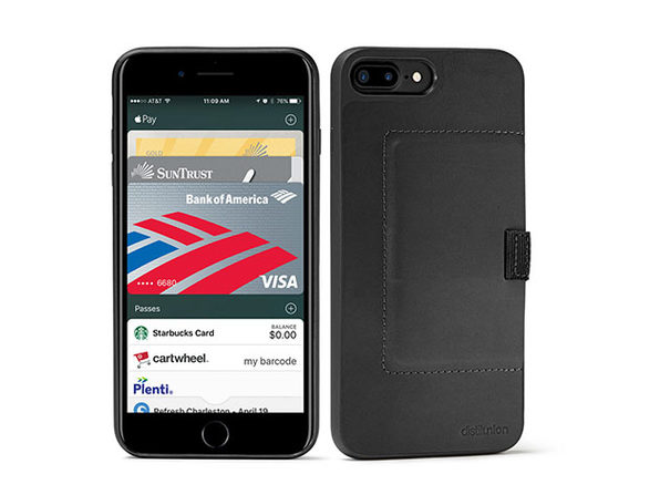 a4b5f80d028bb6 Wally Case for iPhone 7 Plus (Black) | StackSocial