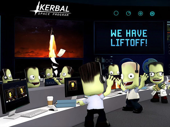 Kerbal Space Program Steam Key Giveaway