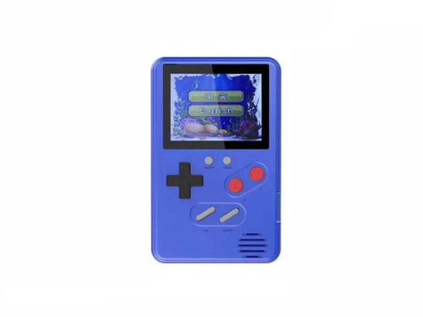 Ultra-Slim 500-Game Retro Gaming Device (Blue)