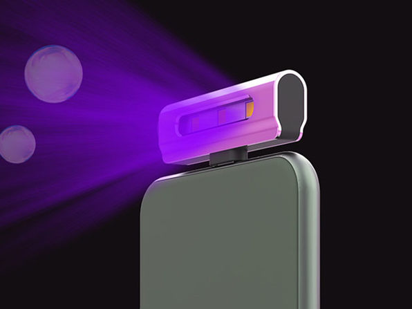 Mobisan Mobile Plug-In UV Sanitizer Light
