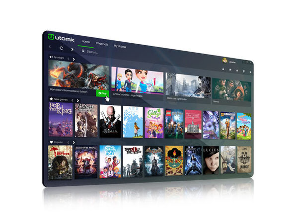 Utomik Gaming Personal Plan - Play Unlimited PC Games