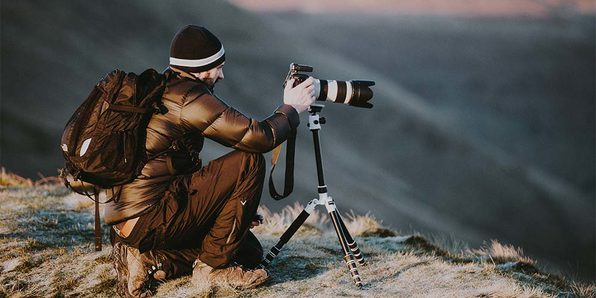 Landscape Photography: Take Your Own Stunning Photos - Product Image
