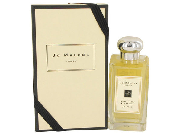 Jo Malone Lime Basil & Mandarin by Jo Malone Cologne Spray (Unisex) 3.4 oz for Men - Product Image
