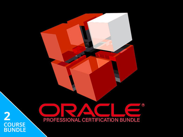 The Oracle Professional Certification Training Bundle