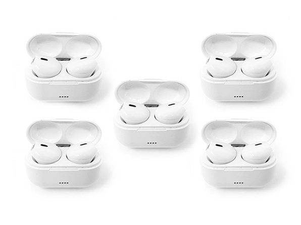 1cc95dda078 AirTaps Wireless Bluetooth Earbuds with Charging Case: 5-Pack. Enjoy  Flexible, Convenient Wireless Listening Without Breaking the Bank