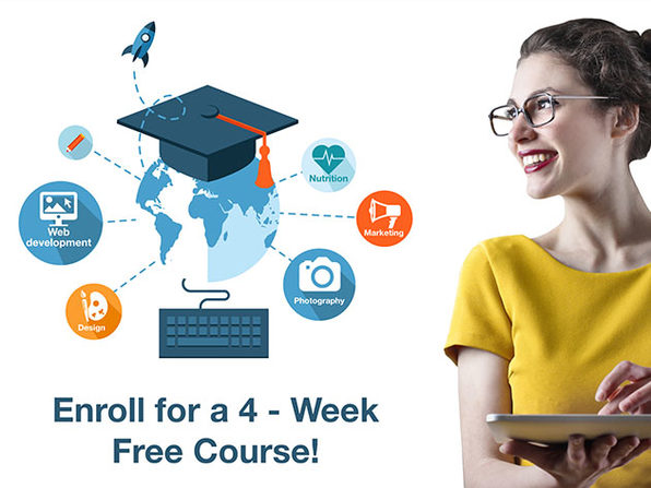 Shaw Academy: FREE 4-Week Course