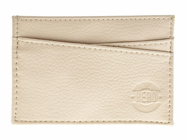 Hero Goods: Adams Wallet (Cream)