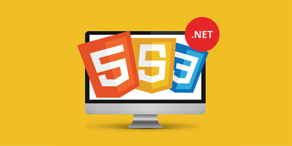 Microsoft .NET 4.5 Programming with HTML 5 - Product Image