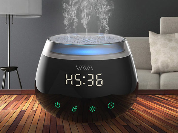 Vava Essential Oil Diffuser With Led Display The Real Shop