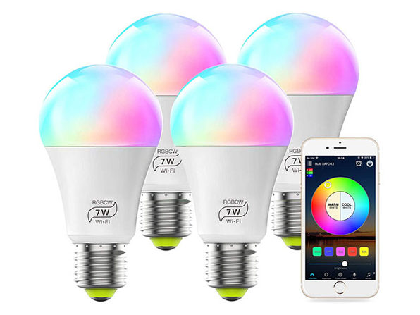 MagicLight Colorful Smart LED Light Bulbs