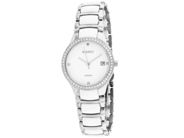 Roberto Bianci Women's Balbinus White Dial Watch - RB2943 - Product Image