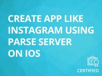 Create App Like Instagram Using Parse Server on iOS - Product Image