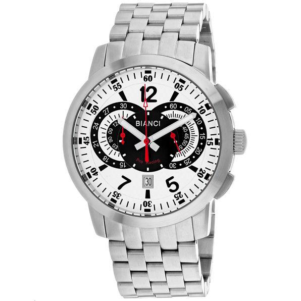 Roberto Bianci Men's Lombardo White Dial Watch - RB70962