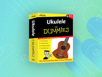 eMedia Ukulele For Dummies® - Product Image