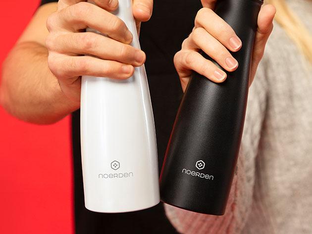 LIZ: The Smart Self-Cleaning Bottle with UV Sterilization