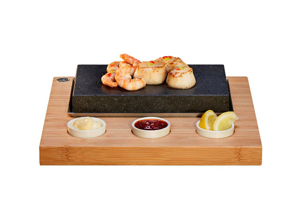 SteakStones® Steak Plate Sets