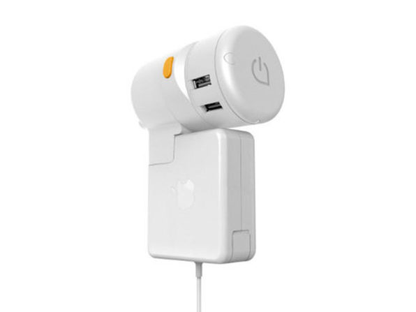 Twist Plus World Charging Station (White)