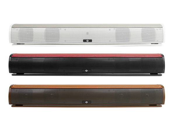 FRESHeBAR Leather Soundbar